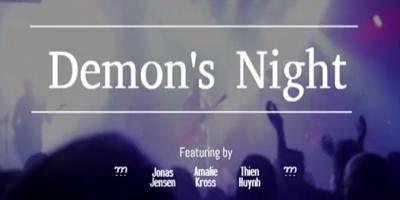 Demon's Night Logo